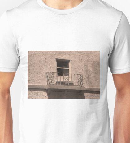 Miami Beach Balcony Unisex T-Shirt