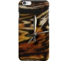 TIME  AFTER TIME iPhone Case/Skin