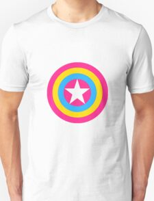 Captain Pansexual T-Shirt