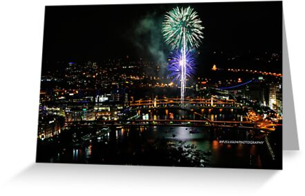 Pittsburgh Skyblast III by PJS15204
