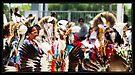 Dancers - A Gathering by KBritt