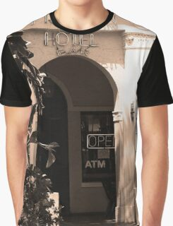 Miami Beach - Art Deco Graphic T-Shirt