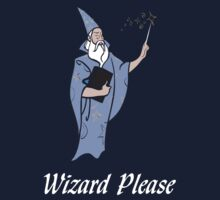 Wizard Please! by mrwuzzle