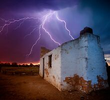 West Australian summer storms by Marc Russo