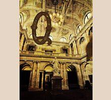 Grungy Melbourne Australia Alphabet Letter Q Queen Victoria Unisex T-Shirt
