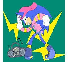 Sonic OVA Photographic Print