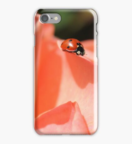Rosy, Lady, Bug iPhone Case/Skin