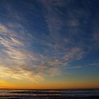 sunrise over sea by geophotographic