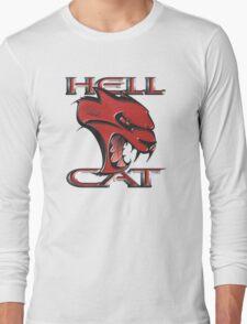 Hellcat Growl Long Sleeve T-Shirt