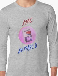MAC-DEMARCO' - T#2 Long Sleeve T-Shirt
