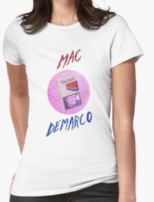 MAC-DEMARCO' - T#2 Womens Fitted T-Shirt