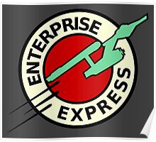 Enterprise Express Poster