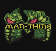 Man-Thing Clan by sinistergrynn