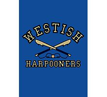 Westish Harpooners Photographic Print