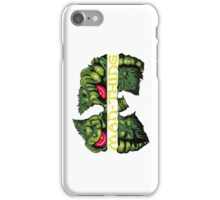 Man-Thing Clan iPhone Case/Skin