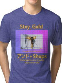 Shxps X Stay Gold Tri-blend T-Shirt