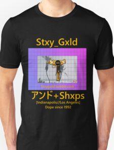 Shxps X Stay Gold T-Shirt