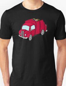 cartoon garbage truck T-Shirt
