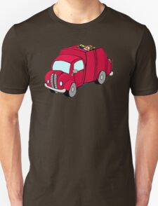 cartoon garbage truck T-Shirt