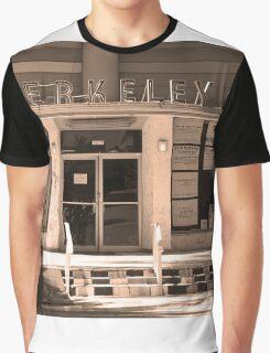 Miami Beach Hotel Graphic T-Shirt