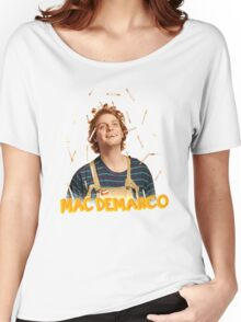 MAC-DEMARCO' - T#3 Women's Relaxed Fit T-Shirt