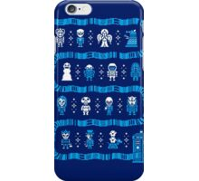 Doctor Who Police Box Sweater iPhone Case/Skin