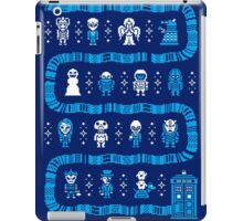 Doctor Who Police Box Sweater iPad Case/Skin