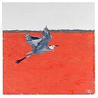 Blue Heron by artisallstudios