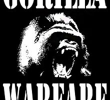 Gorilla Warfare  by angel7082