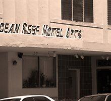 Miami Beach - Art Deco by Frank Romeo