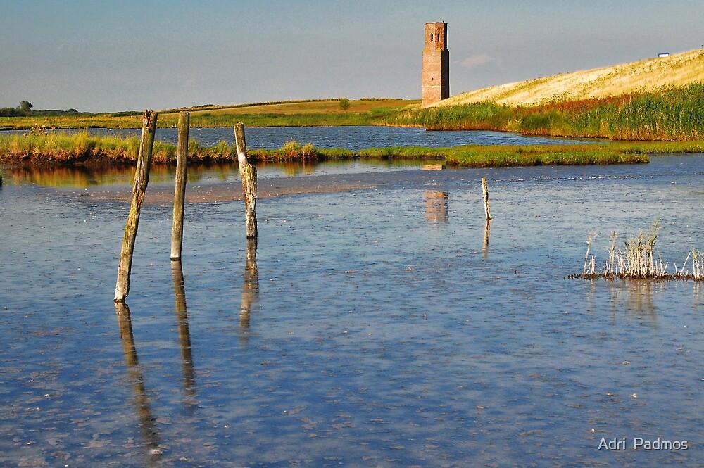 Plompe Toren by Adri  Padmos