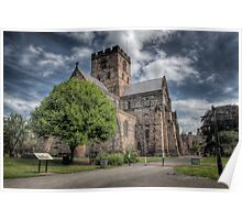 Carlisle Cathedral Poster