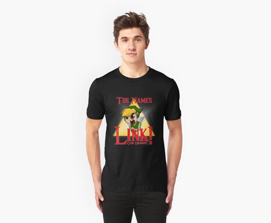 His Name Is Link... Not Zelda. by TheAaronLeigh