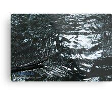 Water Designs Metal Print