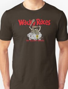Cartoon Wacky Races T-Shirt