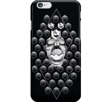 Geometric Skull iPhone Case/Skin