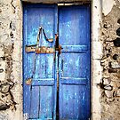 The Old Blue Door by Robyn Carter