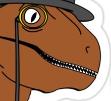 Gentleraptor Sticker
