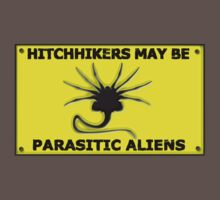 Hitchhikers May be Parasitic Aliens by Karuik