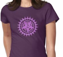 Ciel Demon Contract Symbol Womens Fitted T-Shirt