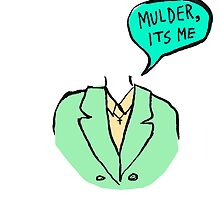 mulder its me by emgrav
