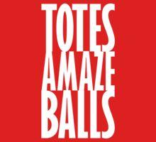 TotesAmazeBalls by fijamom