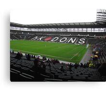 Stadium Mk  Canvas Print