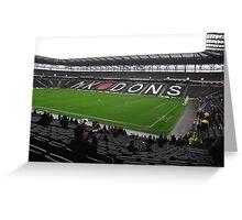 Stadium Mk  Greeting Card