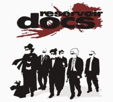 Reservoir Docs by Brian Belanger