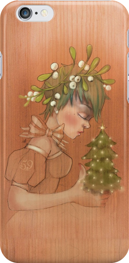 Girl 59 | Mistletoe by Erica Rosario