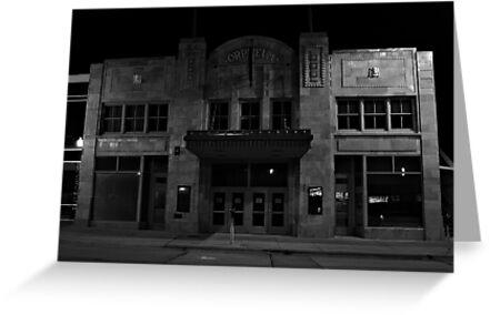 The Old Orpheum Theater by Scott Hendricks