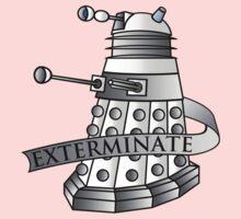 Extermination One Piece - Short Sleeve