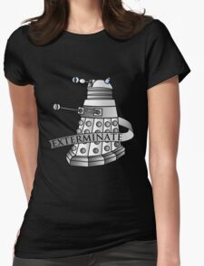 Extermination Womens Fitted T-Shirt