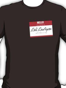 Hello Loki! T-Shirt